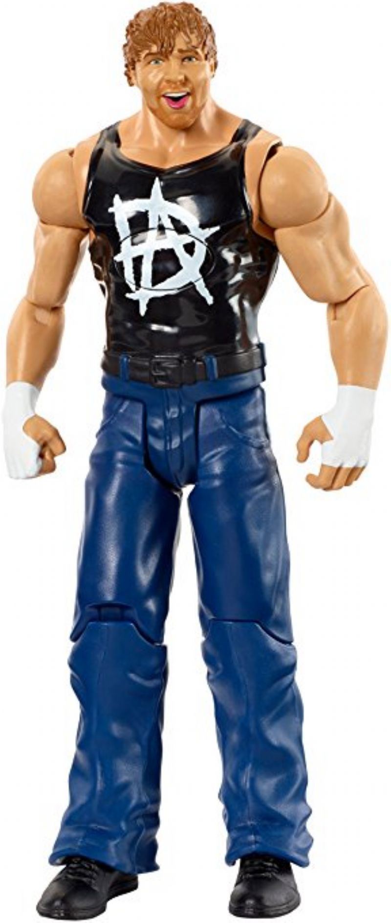 WWE FIG. Y ACCESORIO TOUGH TALKERS DEAN AMBROSE