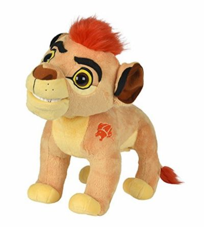 GUARIDA DEL LEON PELUCHE INTERACTIVO 30 CM