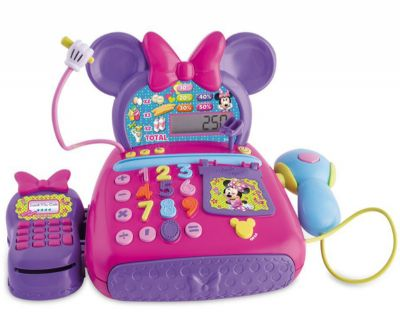CAJA REGISTRADORA ELECTRONICA MINNIE