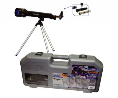 TELESCOPIO POWER 375