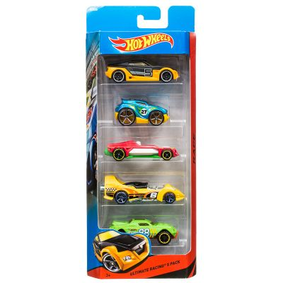 HOT WHEELS PACK 5