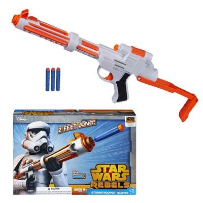 NERF STAR WARS REBELS STORMTROOPER BLASTER