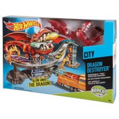 HOT WHEELS DRAGÓN DESTRUCTOR