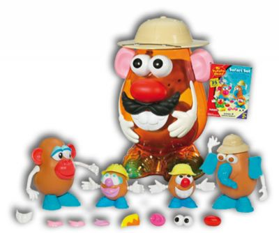 PLAYSKOOL POTATO SAFARI Ref. 27-20335