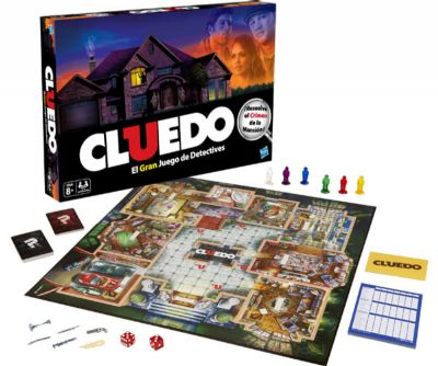JUEGO CLUEDO THE CLASSIC MYSTERY