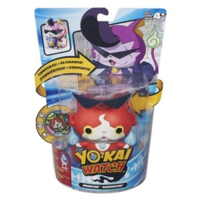 Yo-Kai Watch Figura transformable
