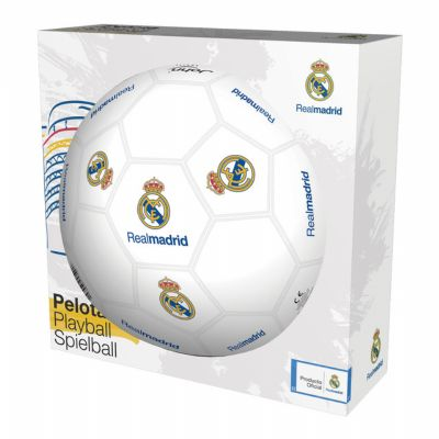 BALON 230 MM REAL MADRID 400 GR