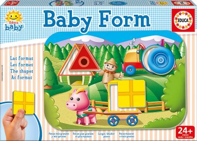 PUZZLE BABY FORM 15862
