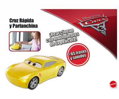 CARS CRUZ RAPIDA Y PARLANCHINA
