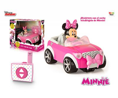 MINNIE CITY FUN RC CAR