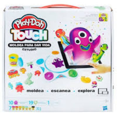 Play-Doh touch Estudio de Creación