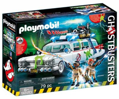 PLAYMOBIL GHOSTBUSTER ECTO-1 9220