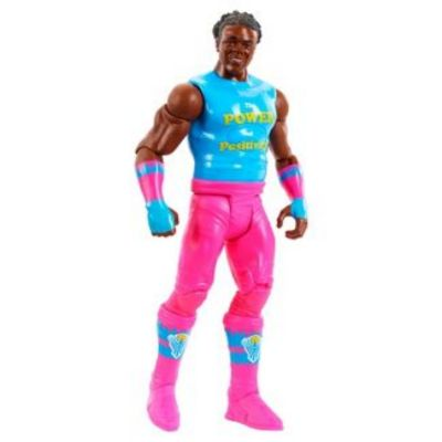 WWE FIG. Y ACCESORIO TOUGH TALKERSXAVIER WOODS