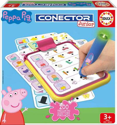 CONECTOR JUNIOR PEPPA PIG  16230