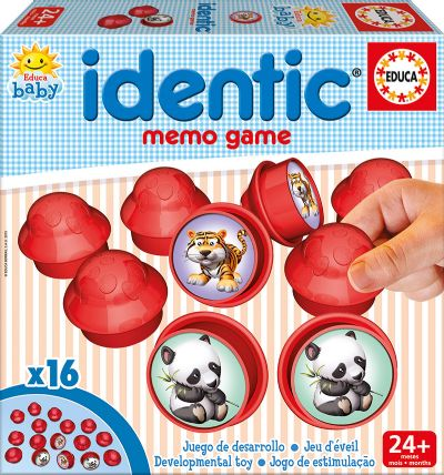 BABY IDENTIC MEMO GAME-15866