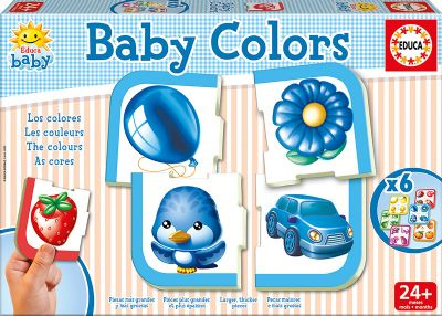 BABY COLORS 15861