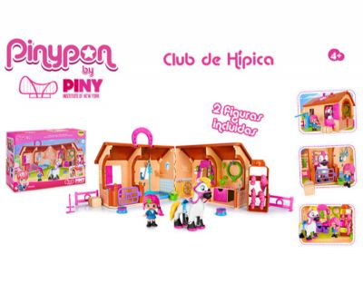 PINYPON BY PINY CLUB DE HIPICA