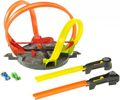 HOTWHEELS PISTA MEGALOOPING INFERNAL
