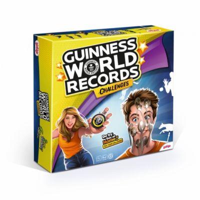 JUEGO GUINESS WORLD RECORDS