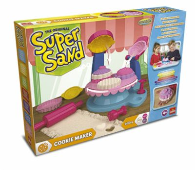 SUPER SAND FABRICA DE GALLETAS