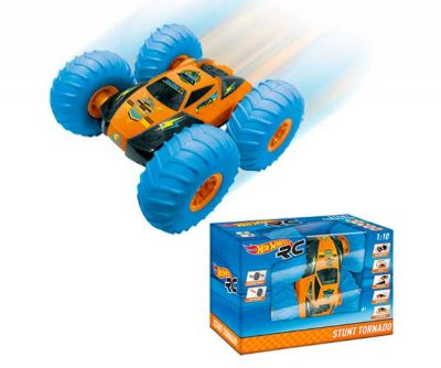 HOT WHEELS STUNT TORNADO R/C