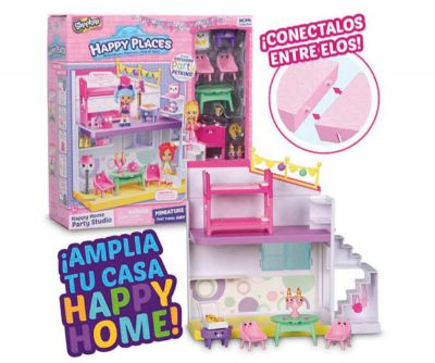 SHOPKINS HAPPY PLACES STUDIO PLAYSET