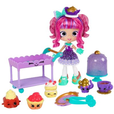 SHOPKINS SHOPPIES TEA PARTY