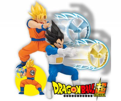 DRAGON BALL SUPER FIGURAS KAMEHAMEHA