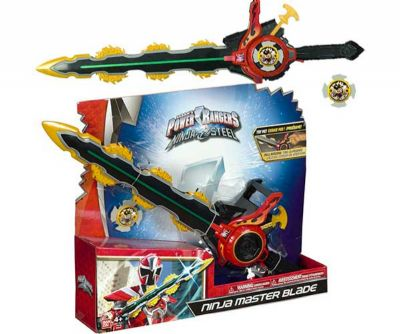 POWER RANGERS NINJA STEEL MEGA ESPADA