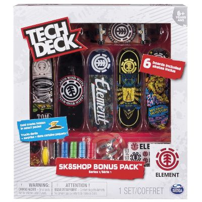 TECH DECK PACK 6