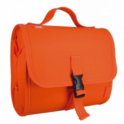 MULTIESTUCHE Milan 8820TOR - Plumier ORANGE FLUORESCENTE