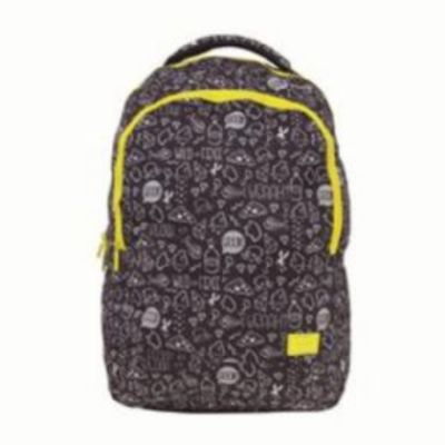 Milan Graffity Mochila escolar Multicolor