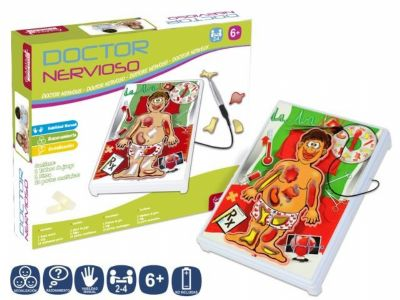 JUEGO DOCTOR NERVIOSO