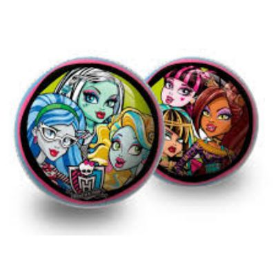 PELOTA MONSTER HIGH