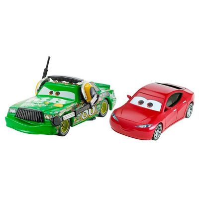 CARS PACK 2 COCHES NATALIE CERTAIN