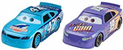 CARS PACK 2 COCHES BOBBY SWIFT Y CAL
