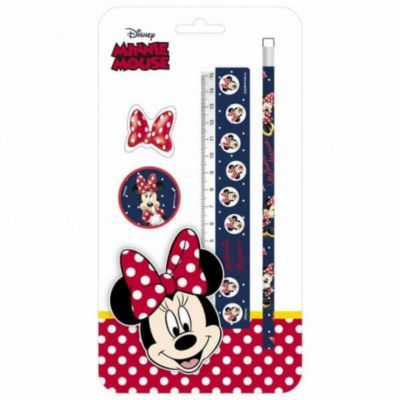 SET PAPELERIA MINNIE