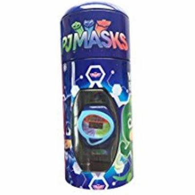 Pjmasks - Hucha metal + reloj digital (Factory 38166)