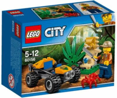 LEGO City Jungla: Buggy (60156)