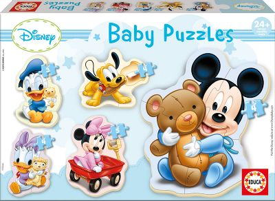 BABY PUZZLES MICKEY 13813