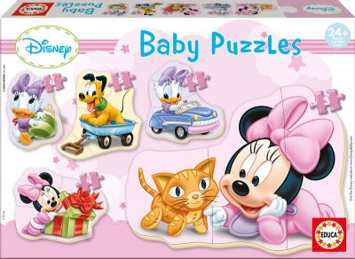 BABY PUZZLES MINNIE 15612