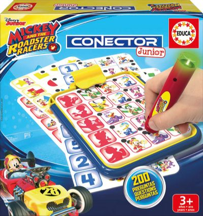 CONECTOR JUNIOR MICKEY AND THE ROADSTER RACERS 17224