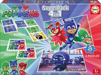 SUPERPACK PJ MASKS 17258