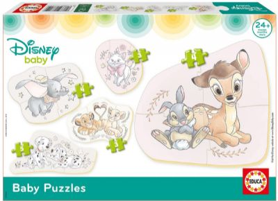 BABY PUZZLES DISNEY ANIMALS 17755