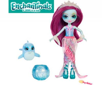 ENCHANTIMALS DOLCE DOLPHIN