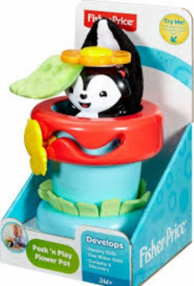 Mofeta juguetona Fisher-Price