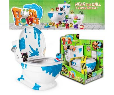 FLUSH FORCE COLLECTOR TOILET
