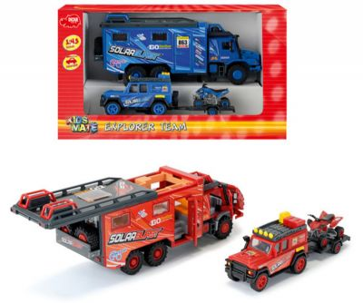 SET VEHICULOS EXPLORADOR