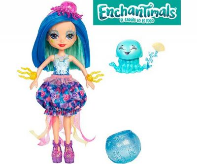 ENCHANTIMALS JESSA JELLYFISH