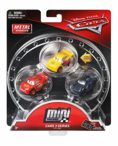 Mini Racer Cars 3 Series